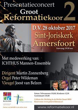 Reformatiekoor 2 presentatie