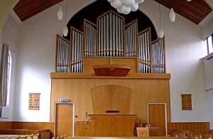 Kerkorgel Haamstede 1